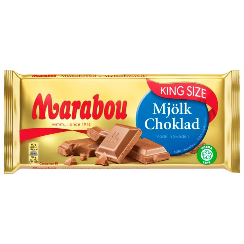 Marabou Schokolade Vollmilch 250g