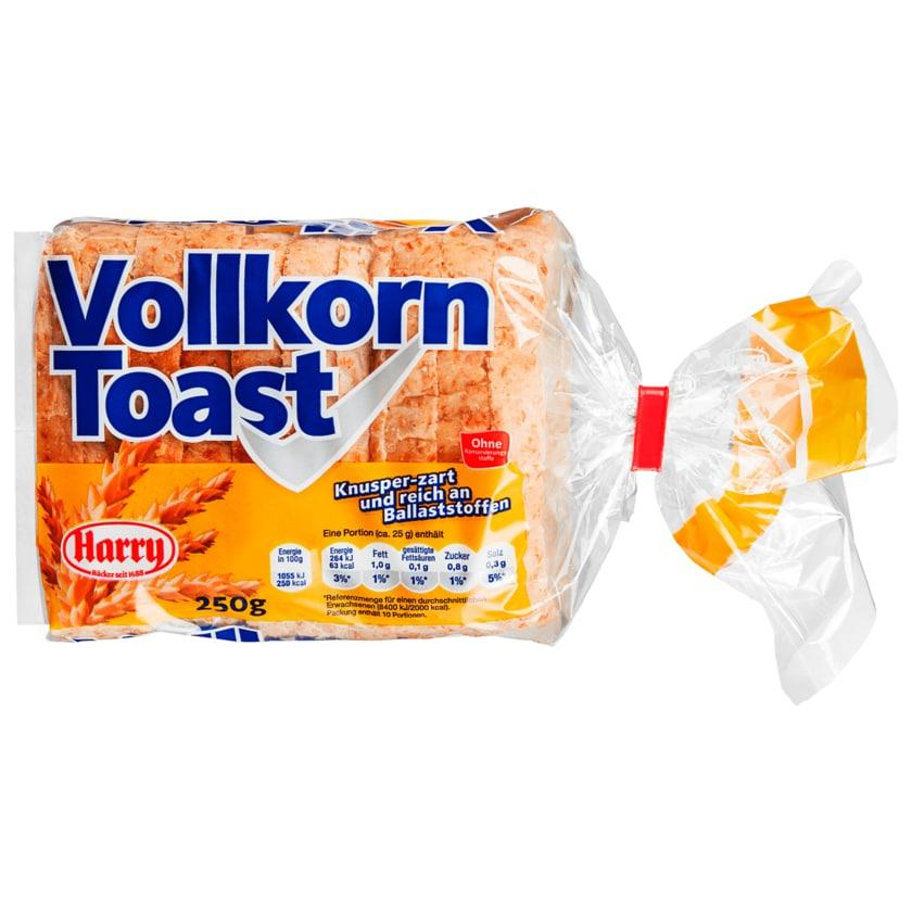 Harry Vollkorn-Toast 250g