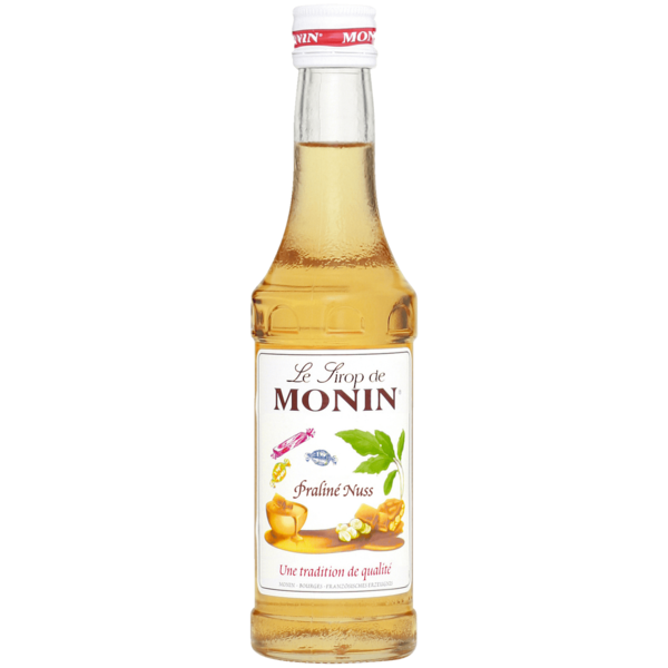 Monin Sirup Praline-Nuss 0,25l