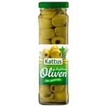 Kattus große Oliven mit Kräutern entsteint 65g