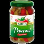 Kattus Rote und grüne Peperoni 150g