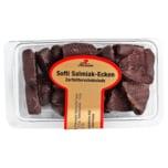 Rexim Softi Salmiak Ecken Zartbitterschokolade 125g