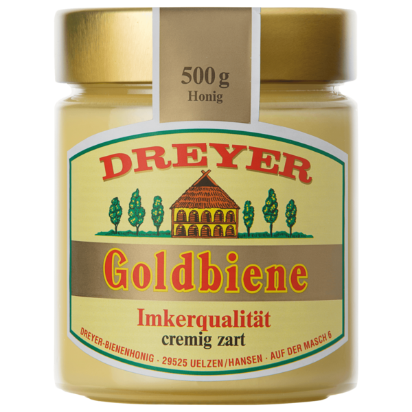 Dreyer Goldbiene 500g