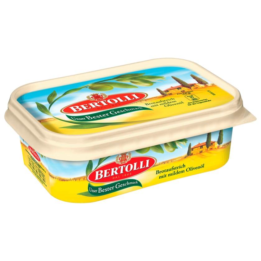 Bertolli Brotaufstrich mit mildem Olivenöl 250g