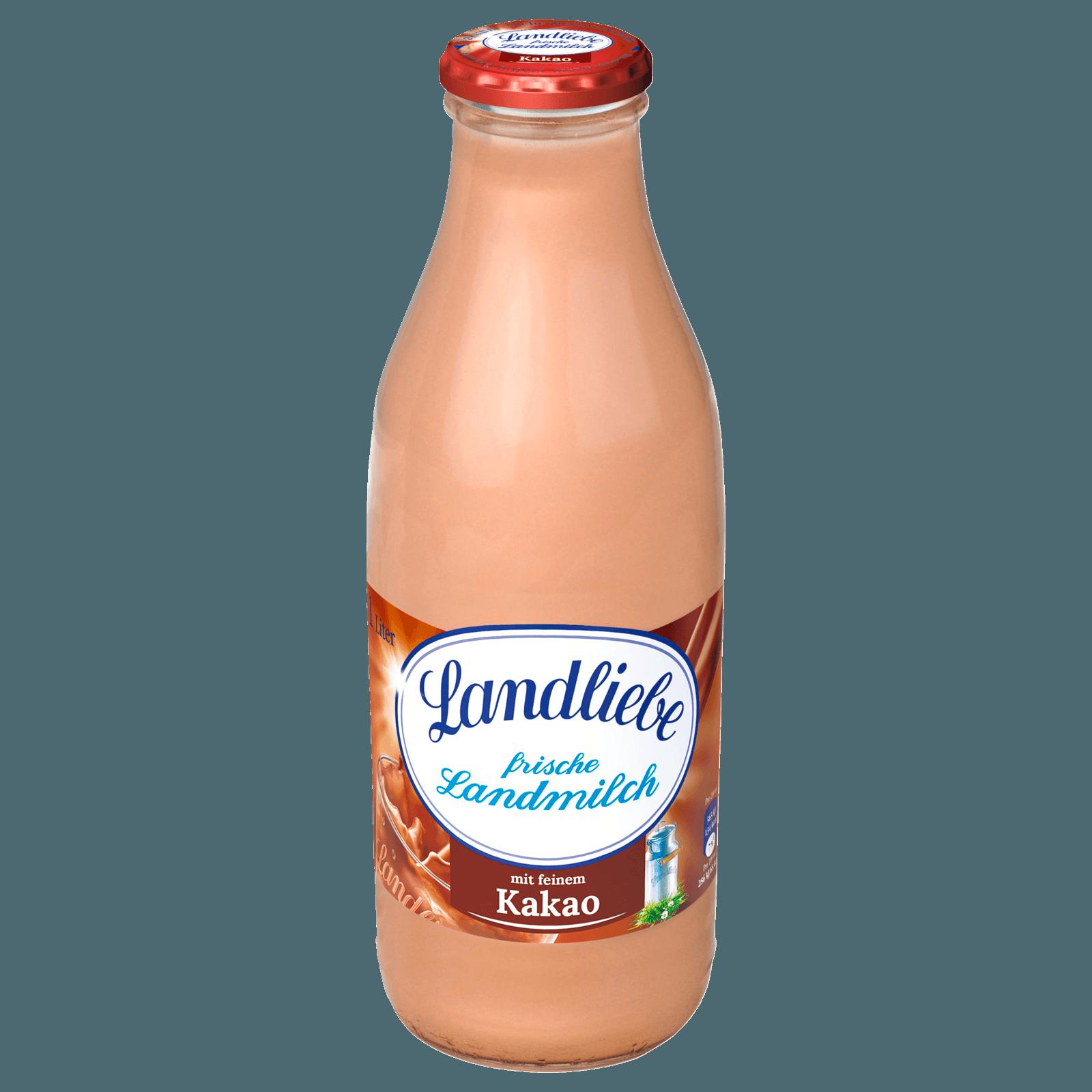 Landliebe Kakao-Milch 1l