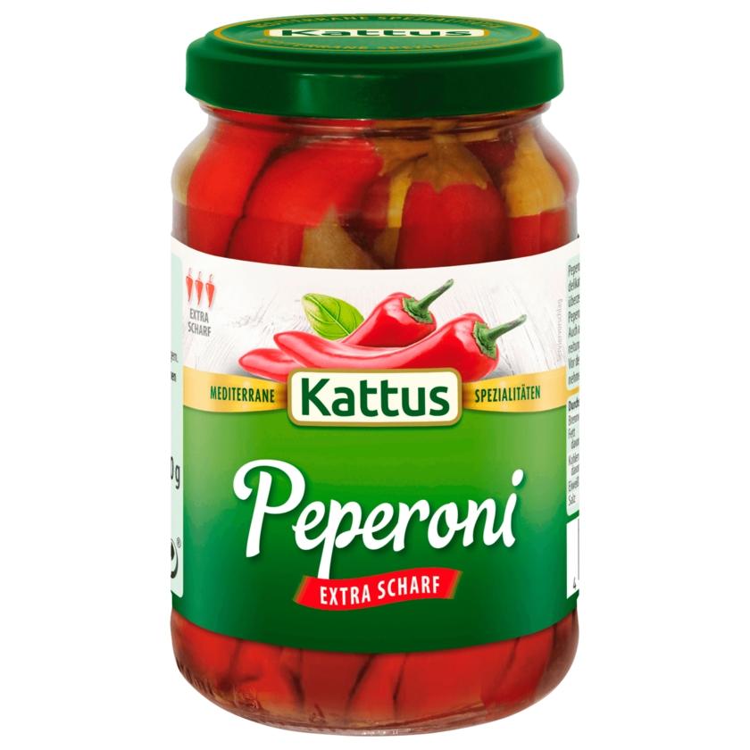 Kattus Peperoni Rot extra scharf 150g
