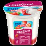 Lünebest Joghurt auf Frucht Erdbeer 150g