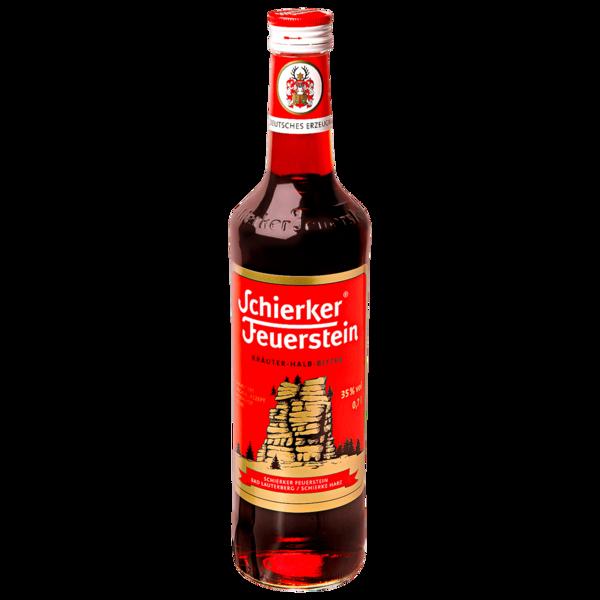 Schierker Feuerstein Kräuter-Halb-Bitter 0,7l