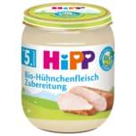 Hipp Bio-Hühnchenfleisch Zubereitung 125g