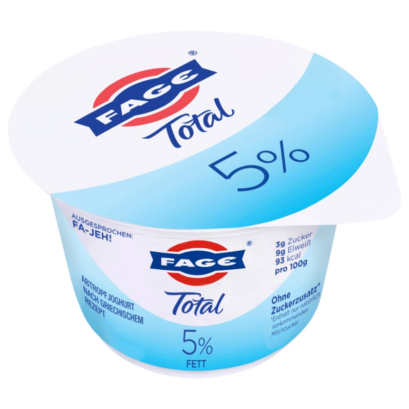 Fage Griechischer Sahnejoghurt 5% 200g