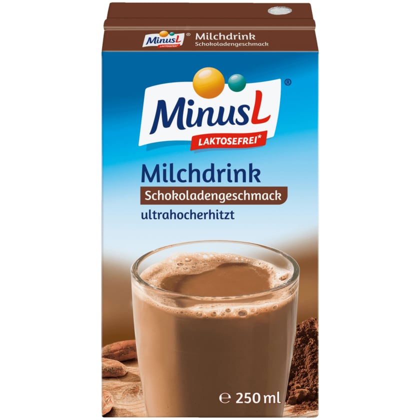 MinusL Schokomilch 250ml