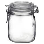 Bügelverschlussglas mit Gummiring 750ml