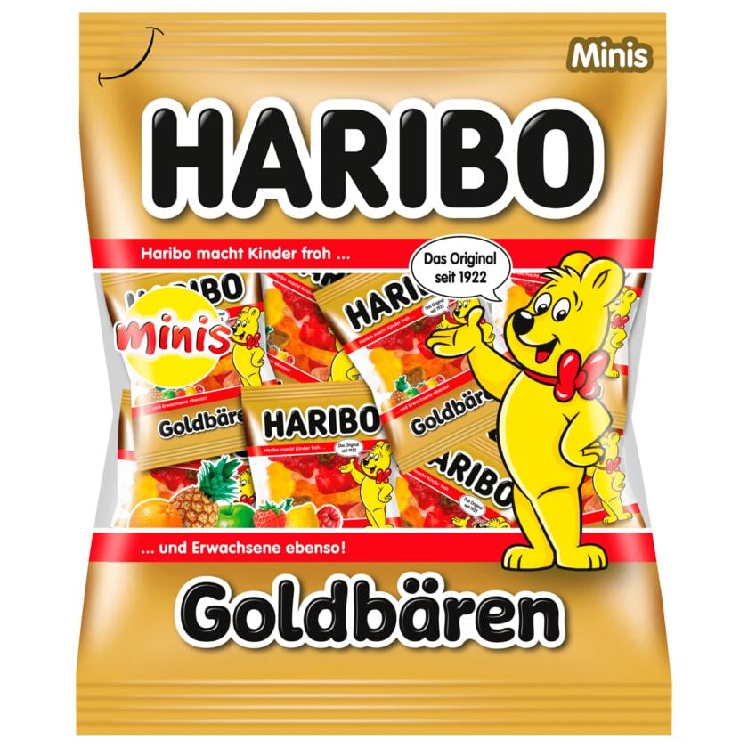 Haribo Fruchtgummi Goldbären Minis 250g