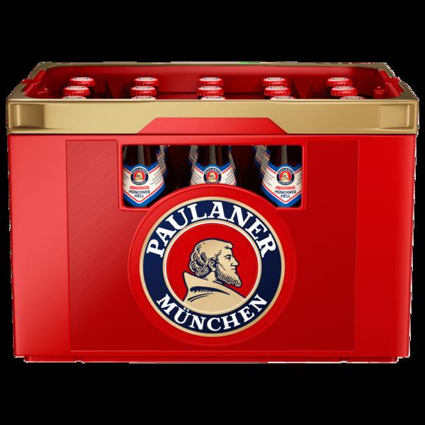 Paulaner Münchner Hell alkoholfrei 20x0,5l