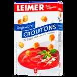 Leimer Croûtons ungewürzt 100g
