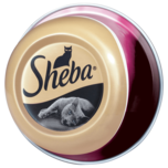 Sheba Katzenfutter Filets mit Meeresfrüchten 80g
