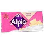 Alpia Weiße Schokolade 100g