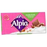 Alpia Schokolade Alpenmilch-Nuss 100g