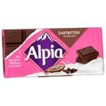 Alpia Schokolade Zartbitter 100g