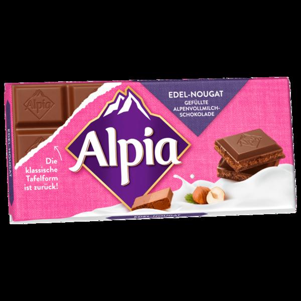 Alpia Edel-Nougat 100g