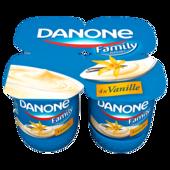 DANONE&FRUCHT 4X125G VAN/VAN