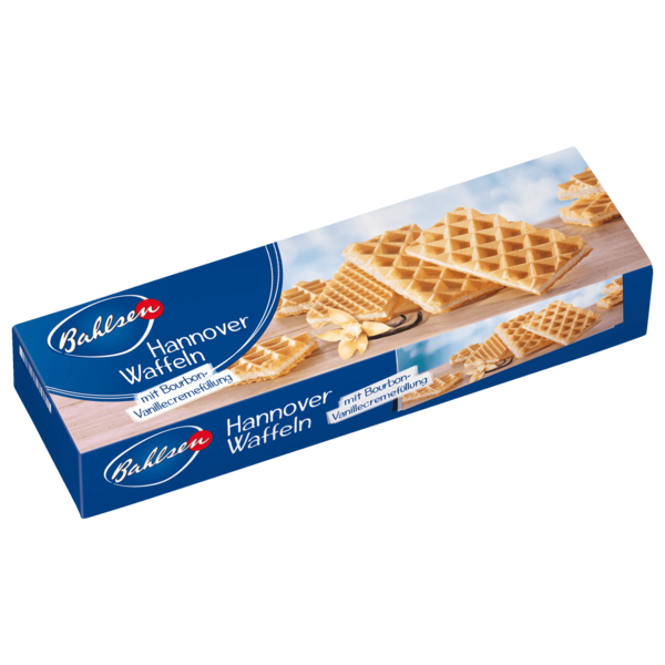 Bahlsen Hannover-Waffeln 150g