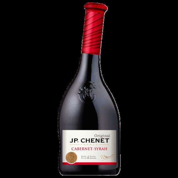 J.P. Chenet Rotwein Cabernet-Syrah trocken 0,75l