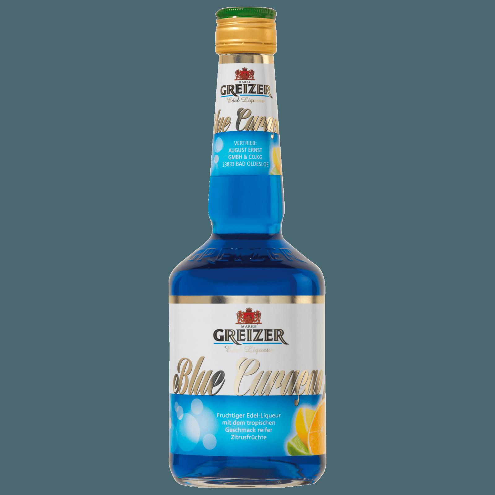 Greizer Blue Curacao 0,5l bei REWE online bestellen!