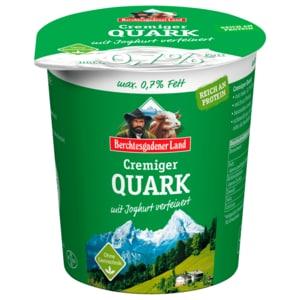 Berchtesgadener Land Cremiger Quark mit frischem Joghurt 350g