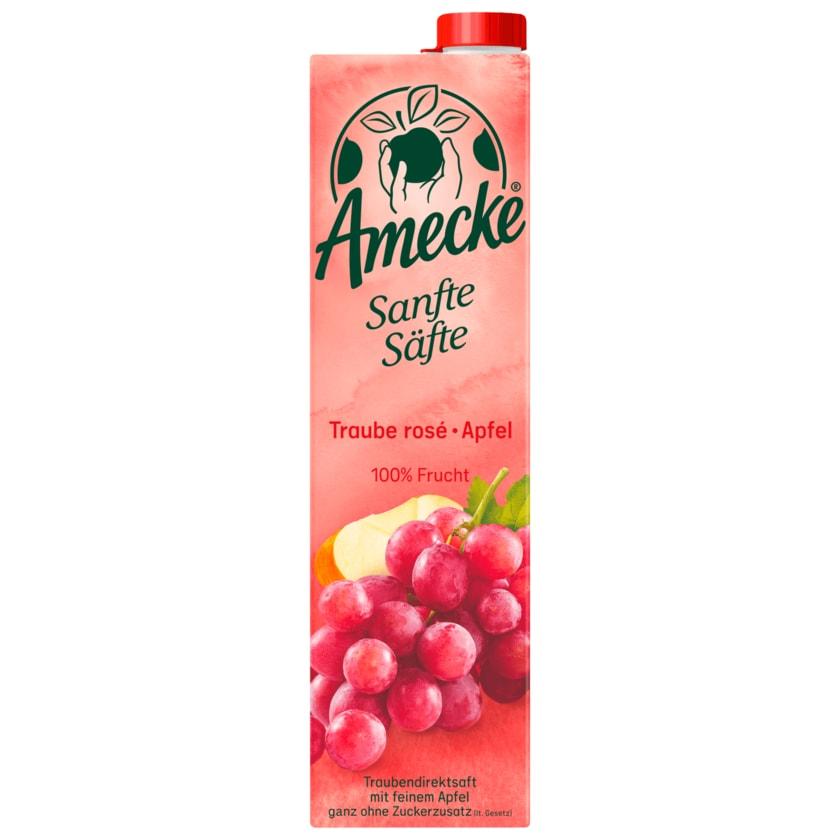 Amecke Sanfte Säfte Traube Rosé 1l
