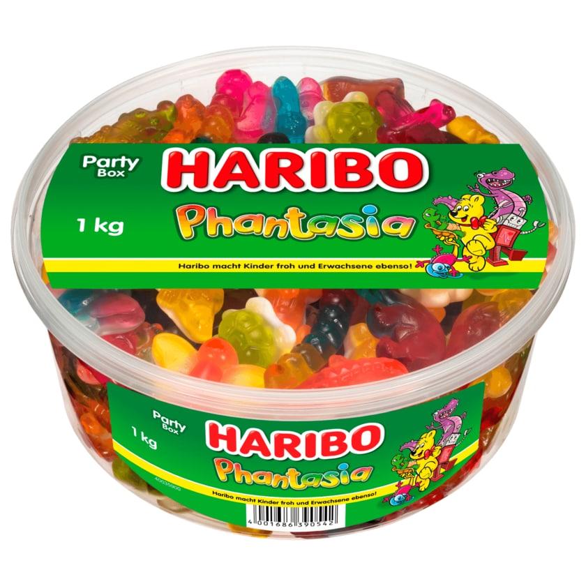 Haribo Fruchtgummi Phantasia Party Box 1kg