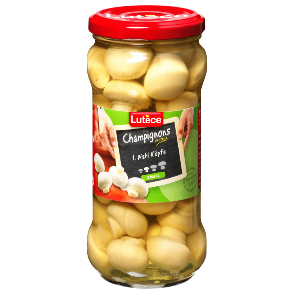 Lutèce Champignons de Paris small 200ml