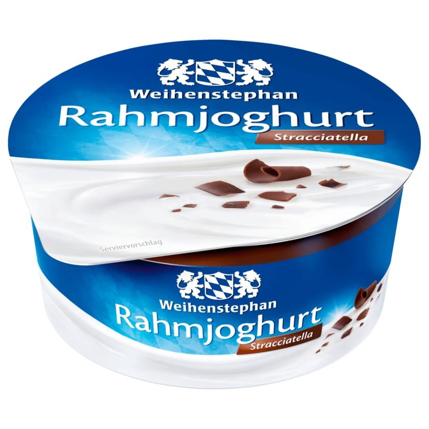 Weihenstephan Rahmjoghurt Stracciatella 150g