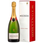 Bollinger Champagner Special Cuvee Geschenkpackung 0,75l