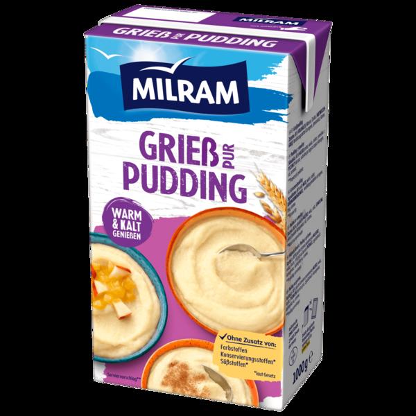 Milram Grieß-Pudding 1kg