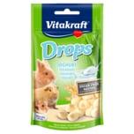 Vitakraft Drops Joghurt zuckerfrei Nager 75g