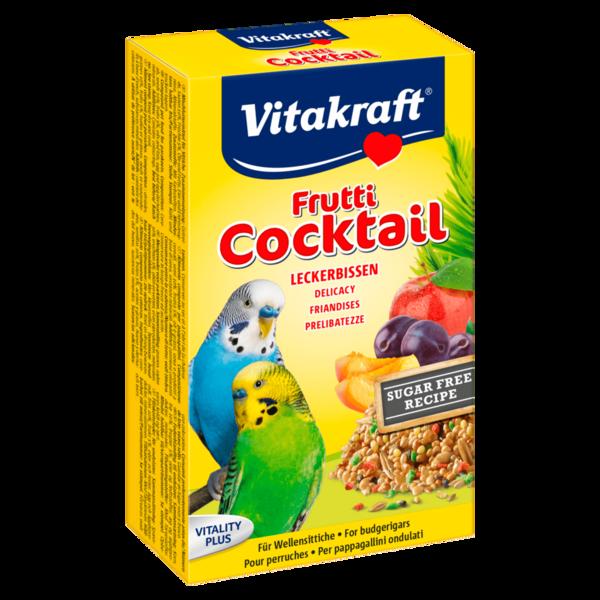 Vitakraft Frutti Frucht-Cocktail Sittich 200g