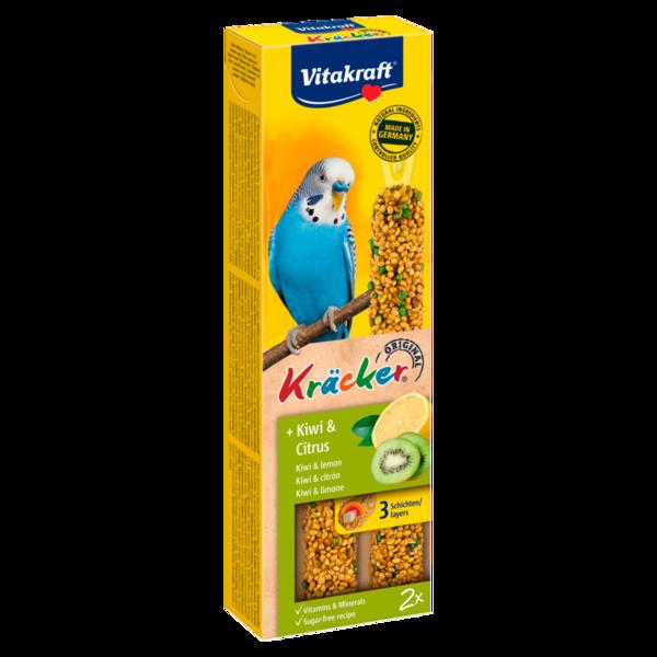 Vitakraft Kräcker Kiwi-Citrus 2 Stück