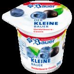 Bauer Fruchtjoghurt Heidelbeere-Cassis 150g