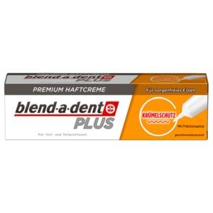 Blend-a-dent Super-Haftcreme Krümelschutz 40g
