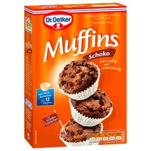Dr. Oetker Schoko-Muffins 335g