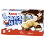 Kinder Happy Hippo Cacao 5 Riegel