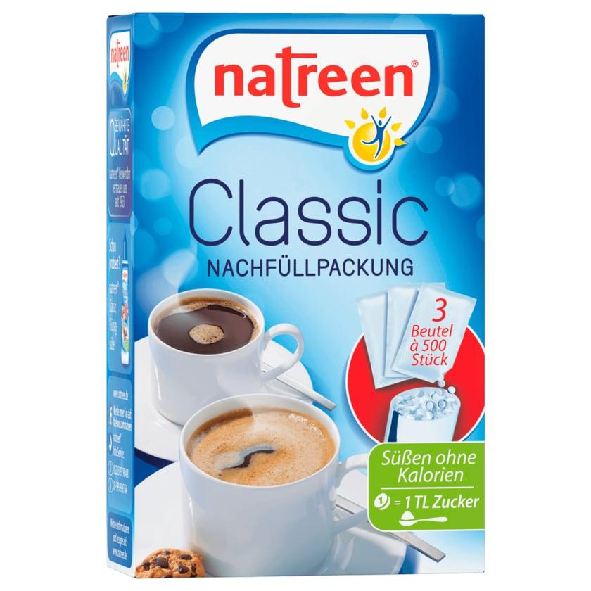 Natreen Classic Süßstoff Tabletten Nachfüller 1500 Stück