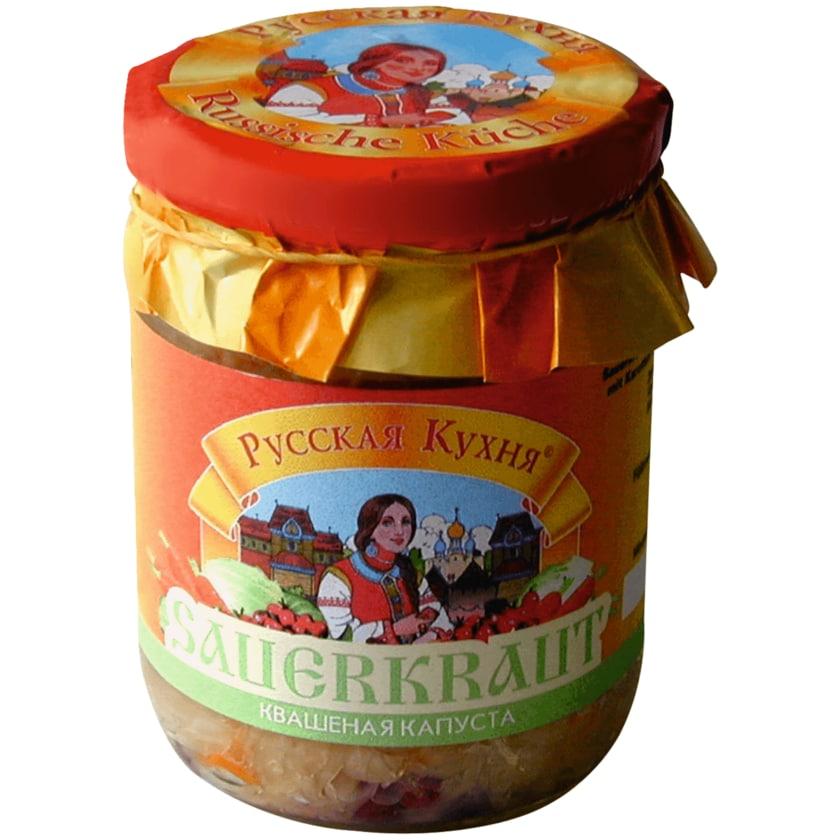 Dovgan Sauerkraut russische Art 480g