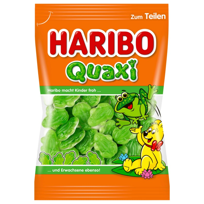 Haribo Fruchtgummi Frösche 200g