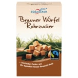 Südzucker Würfel-Rohr-Rohzucker 500g