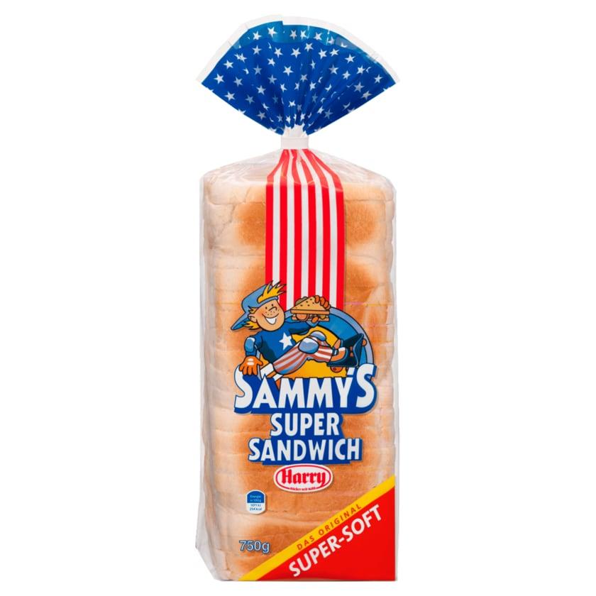 Harry Sammys Super Sandwich 750g