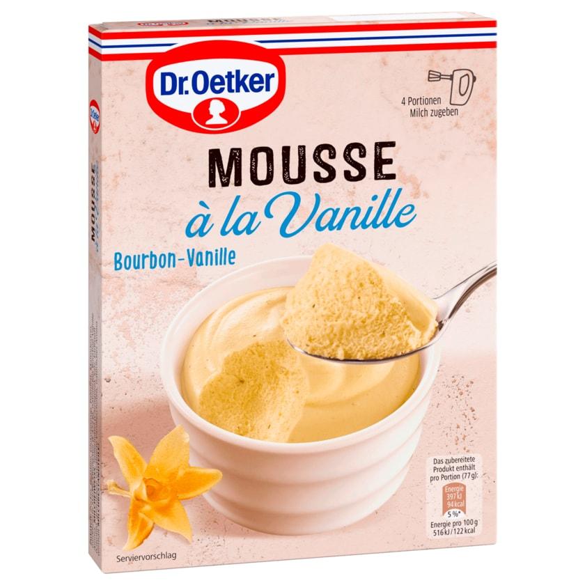 Dr. Oetker Mousse à la Vanille 60g
