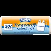 Swirl® 20l Tragegriff-Müllbeutel
