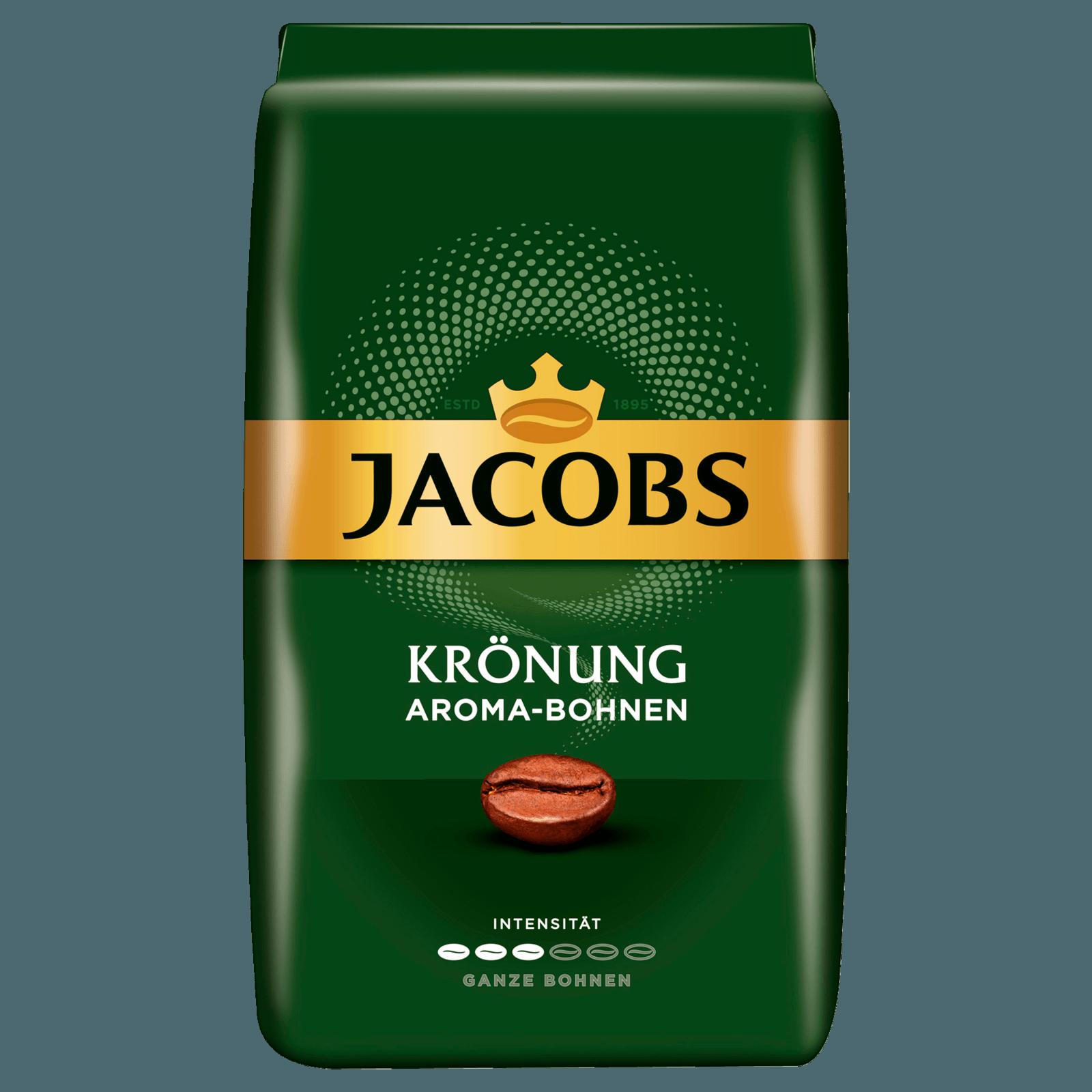JACOBS KROENUNG KAFFEE AROMA-BOHNEN 500G